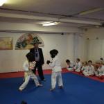 Kumite karate Ostrava